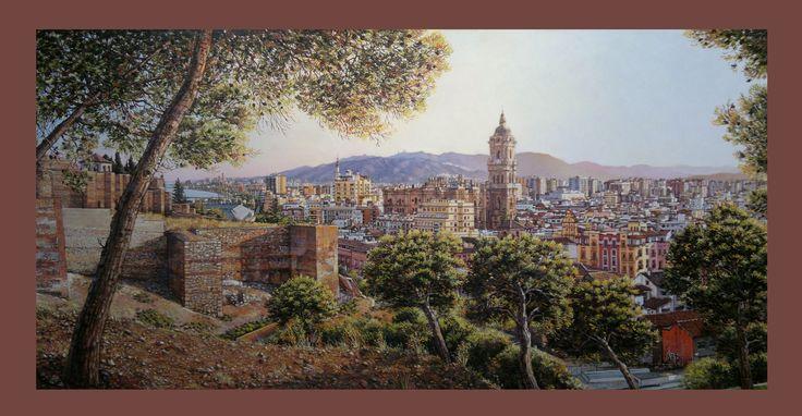JUSTO DE LA ROSA Inauguración de la Exposición en ESPACIO El Jueves 3.7. 2014  a 18.00 - 22.00 h. Bienvenido! Avenida Estación, Diorama D, Arroyo de la Miel, Benalmádena (Málaga)