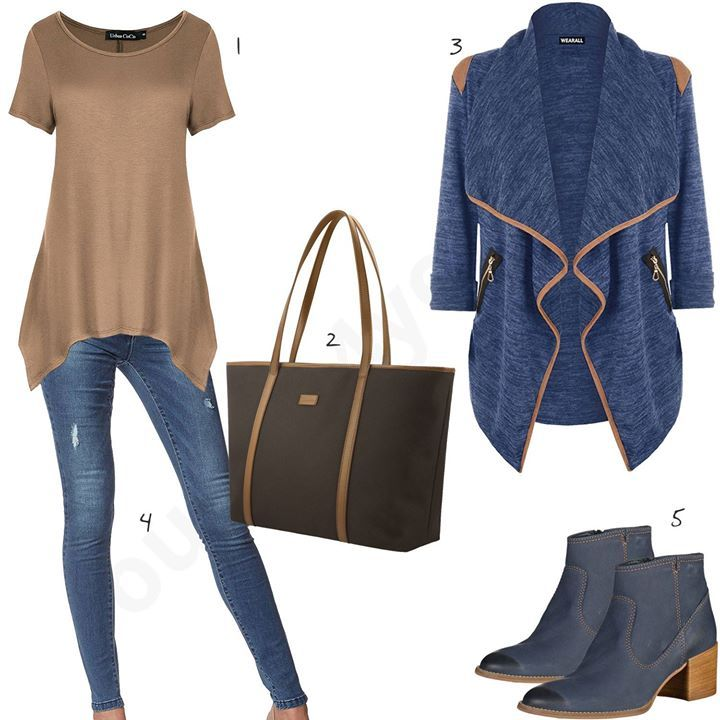 Style mit Cardigan und Chelsea Boots (w0588) - outfits4you.de #ootd #outfit #style #fashion #womenswear #womensfashion #outfits4you #damenoutfit #frauenoutfit #outfit2017 #inspiration #womensstyle #damenmode #frauenmode #mode #sneaker