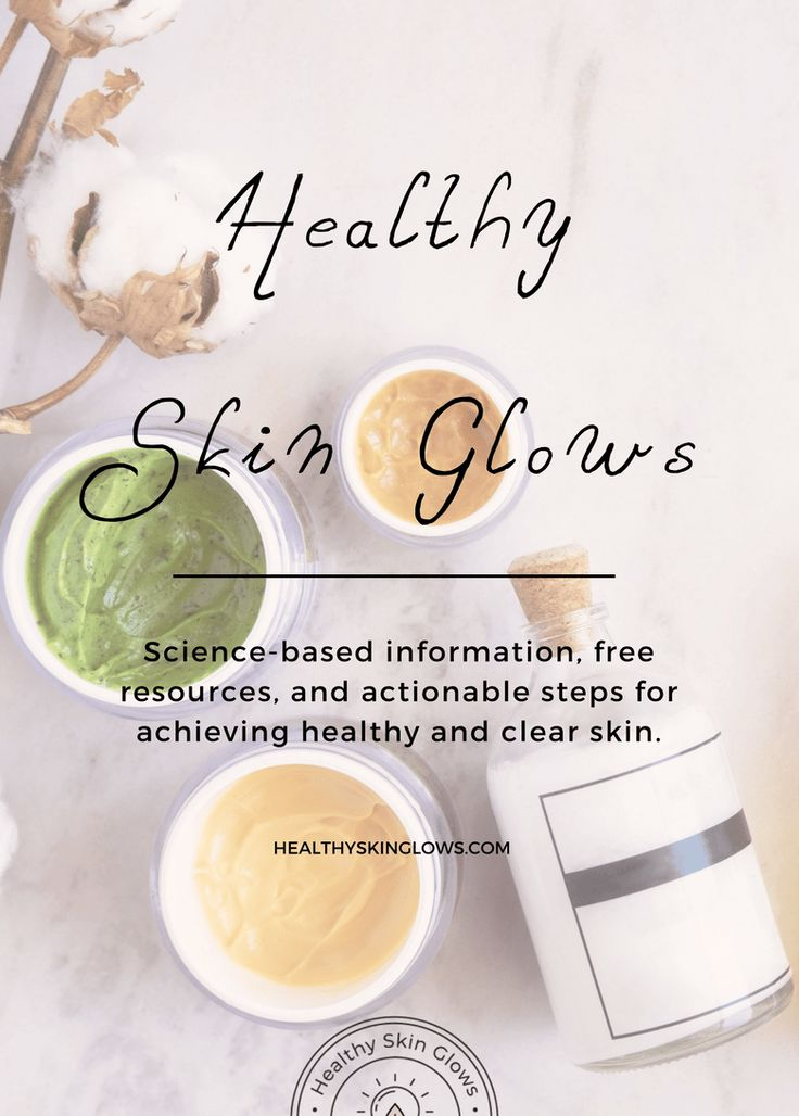 how to have clear healthy skin