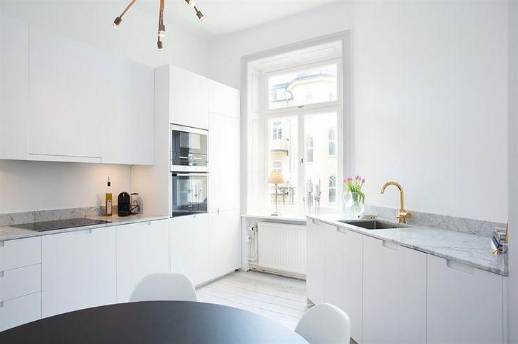 Bildresultat för vitt kök