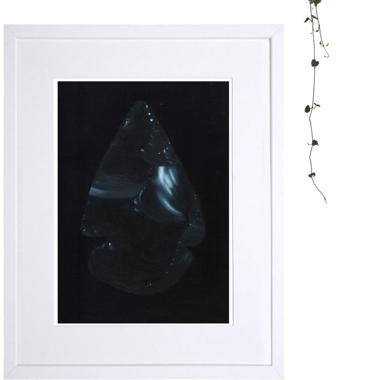 .Obsidian. Limited edition print