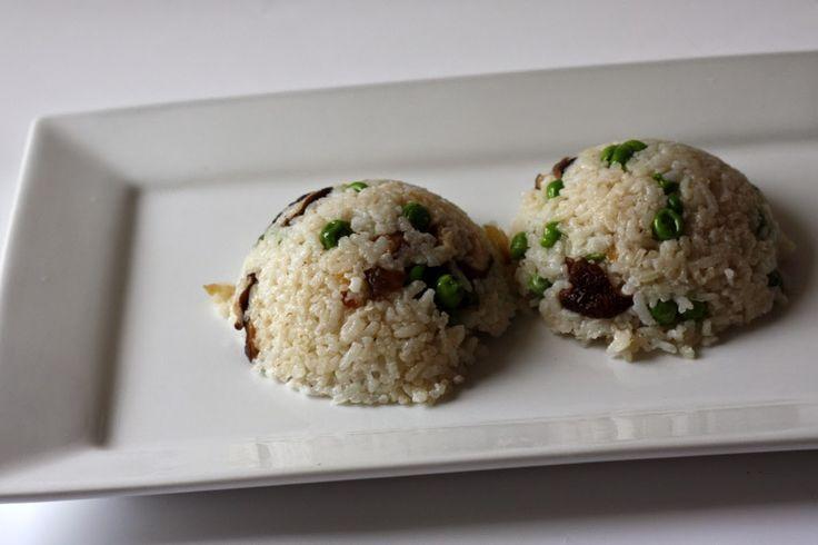 Vegan Food Porn: Houbové rizoto