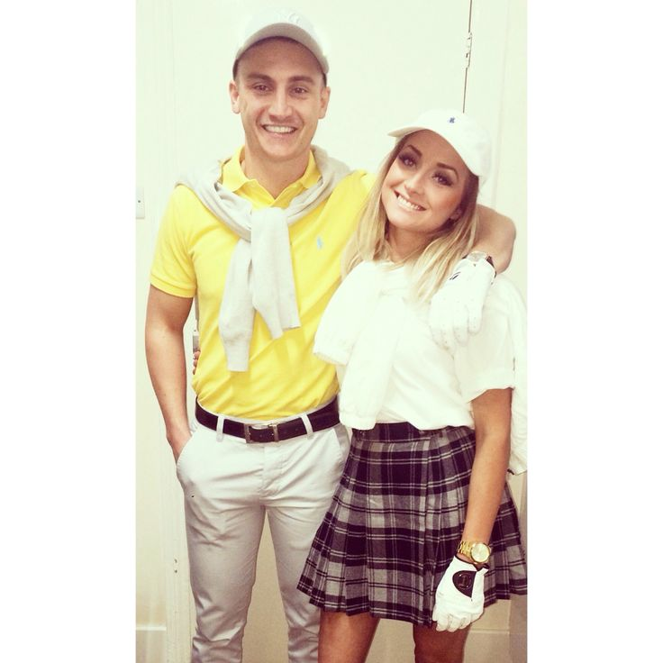 Pub golf ⛳️ #pubgolf #pubgolf #fancydress #couple