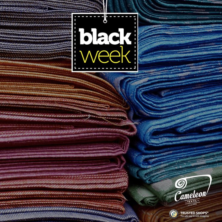 Black Week !!! https://cameleontextil.com/sale--c-311/    #cameleontextil #textiles #fabric #industry #b2b #europe #market #fashion #design #autumn #winter #blackfriday #blackweekd