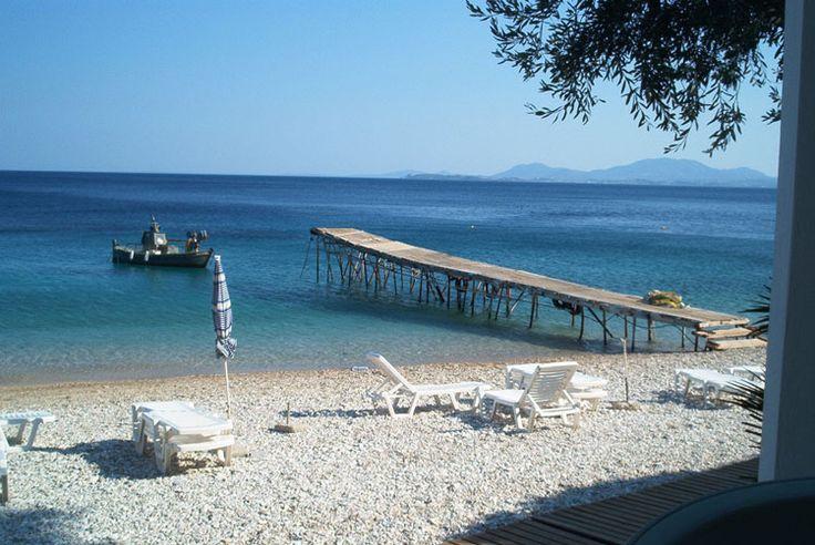 Krouzzari Beach, Corfu