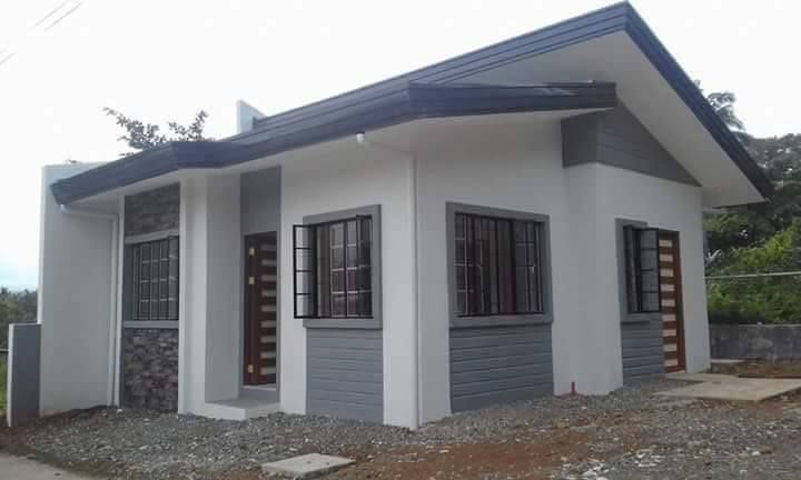 50 Designs Of Low Cost Houses Perfect For Filipino Families Small House Architecture Village House Design Affordable House Plans Small house design cost