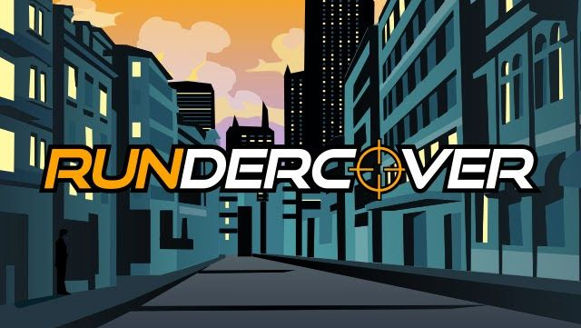 Rundercover cover photo and logo