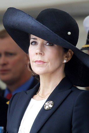 Royal Family Around the World: Crown Princess Mary and Crown Prince Frederik of Denmark attended a Flag Day ceremony in Copenhagen on September 5, 2017