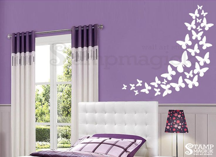 Best Asian Paints Images On Pinterest Asian Paints Butterfly - Vinyl wall decals asian