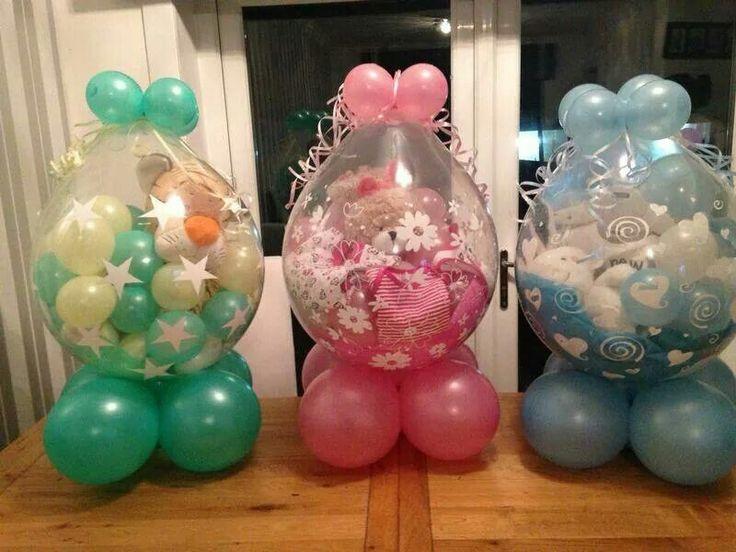 Stuffy balloons