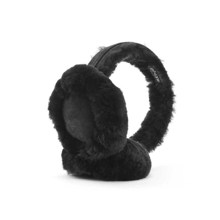 16 Classic Ear Warmer _ Black