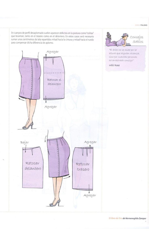 Mejores 579 imágenes de Confección de ropa en Pinterest   Primera ...