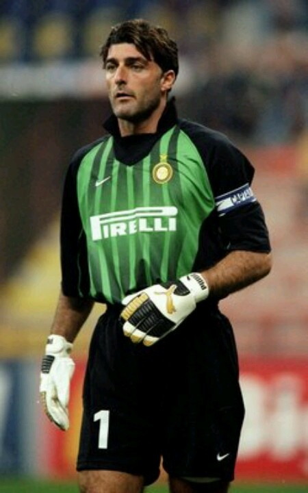 Gianluca Pagliuca (portiere) Internazionale FC