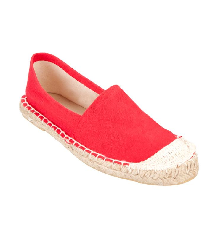 FFC NEW YORK Hanna Espadrilles Red