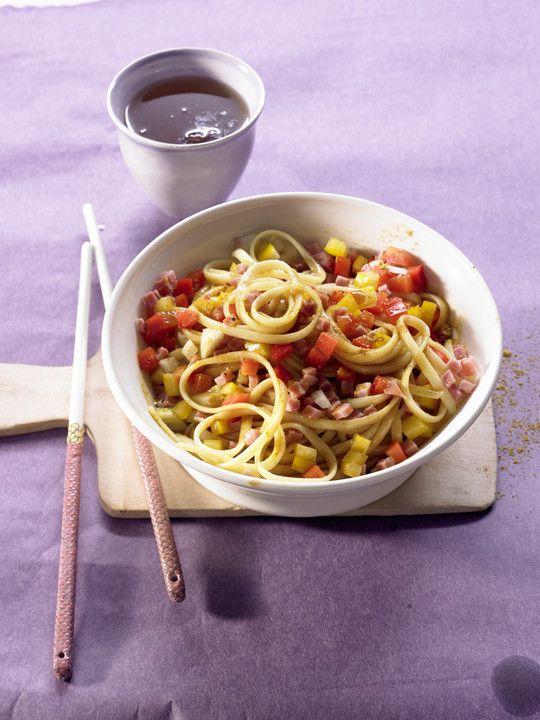 Asiatischer Nudelsalat, ein gutes Rezept aus der Kategorie Fleisch & Wurst. Bewertungen: 88. Durchschnitt: Ø 4,4.