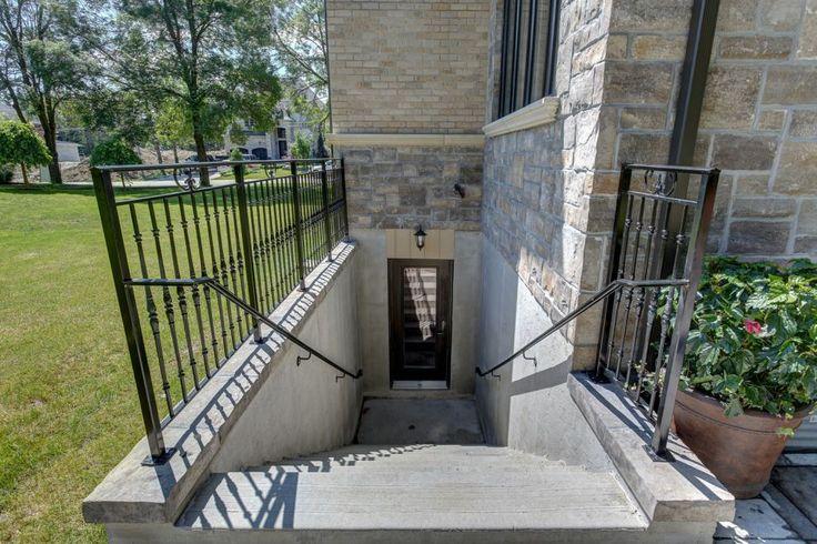 Walk out basement ideas dug out basement light pinterest - Walk out basement design ...