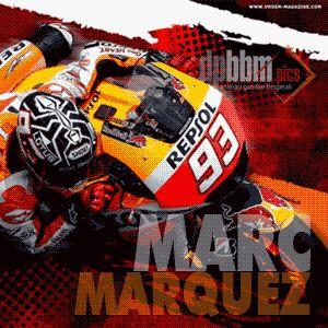 DP BBM Marc Marquez 2015 Gambar bergerak