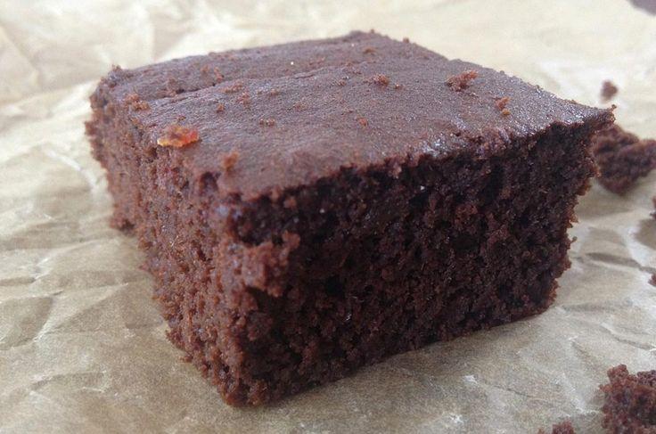 Brenda Janschek - Brownie Cake