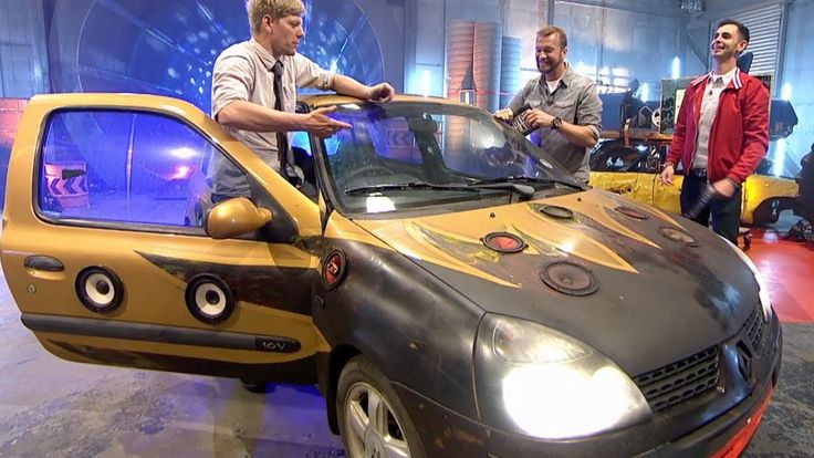 External Car Sound System - Scrimp my Ride