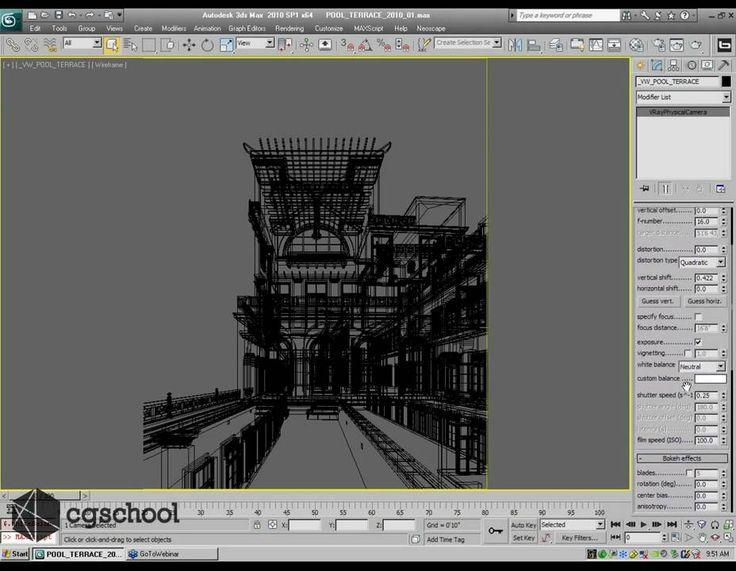 vray 3ds max tutorial pdf