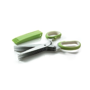 Herb Scissors  Cutting herbs will no longer be a fiddly job with these Herb Scissors