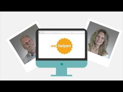 Landelijk platform om hulp te organiseren en elkaar te helpen: Introductie WeHelpen (kort)