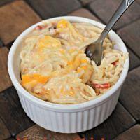Mexican Chicken Spaghetti | Julie's Eats & Treats