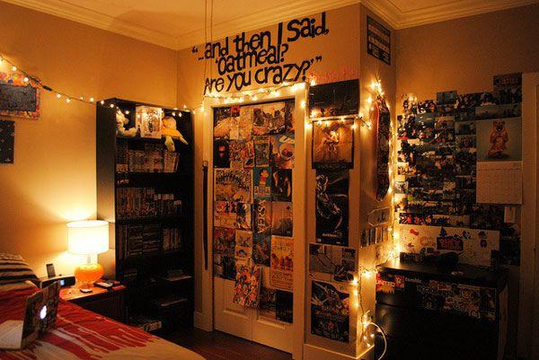 lights bedroom