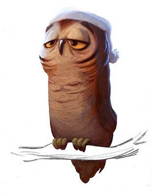 Owl III Pinned by www.myowlbarn.com