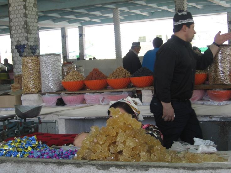 Samerkand market