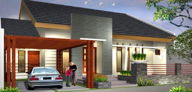 Model Rumah Minimalis Type 60