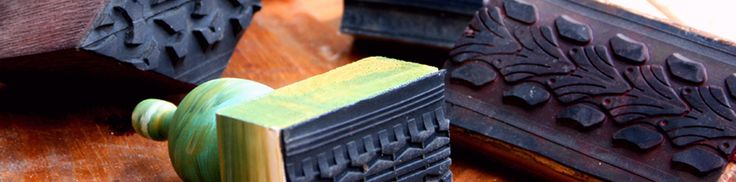 What a cool way to recycle / upcycle bicycle tire treads and scrap wood - make them into rubber stamps!