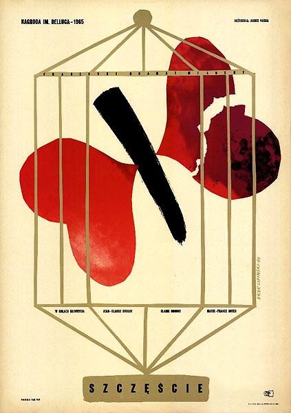 1966 Eryk Lipinski - Happiness (Agnes Varda) Le bonheur