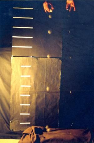 Falling Objects demonstration - Galileo