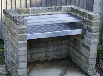 best 25 brick bbq ideas on pinterest brick grill. Black Bedroom Furniture Sets. Home Design Ideas
