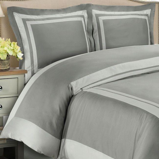 Hotel 100 Cotton Duvet Cover Set Duvet Cover Sets Grey Duvet Set Cotton Duvet Cover