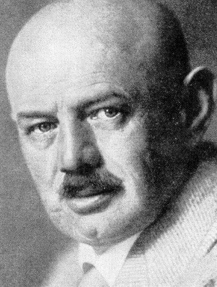 Dietrich Eckart, Morphium addicted Journalist, became Hitler's Mentor convincing him or anti-semitic arian philosophy