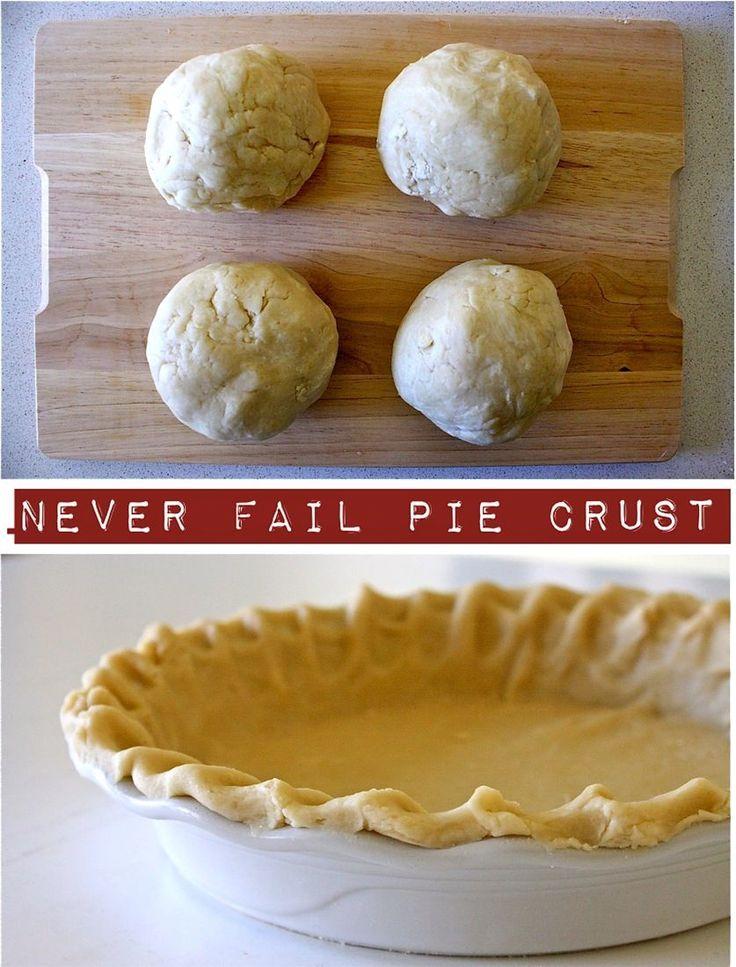 Never Fail Pie Crust – MADE EVERYDAY