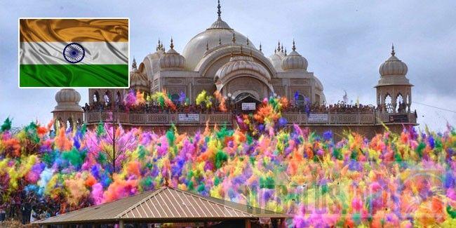 Индийцы - очень добрый и цивилизованный народ. С Днём Независимости Индии! #Индия