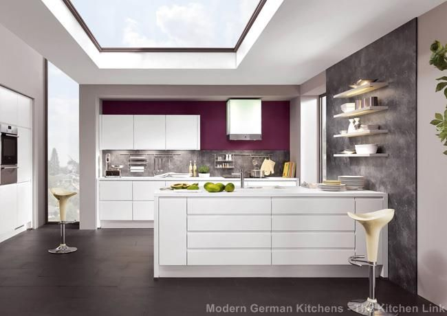 13 Best Nobilia Modern Kitchens Images On Pinterest Contemporary Unit Kitchens Modern Kitchen