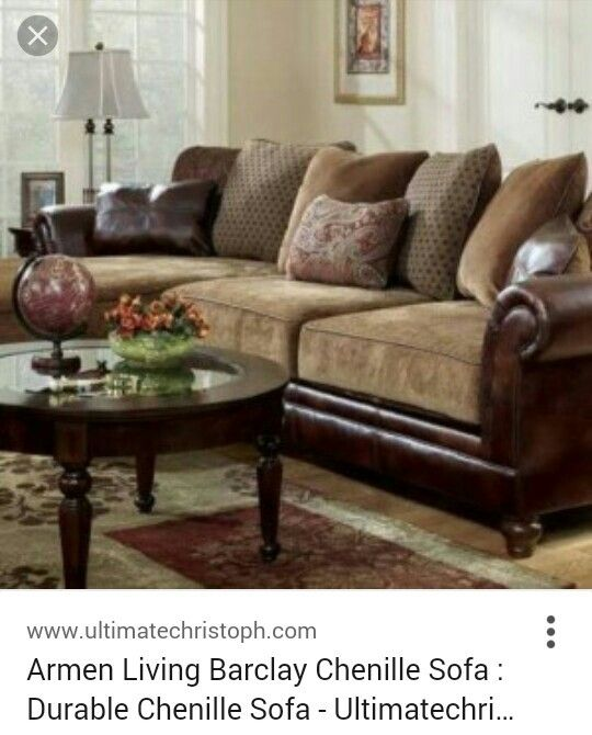 New Old World Sectional sofa