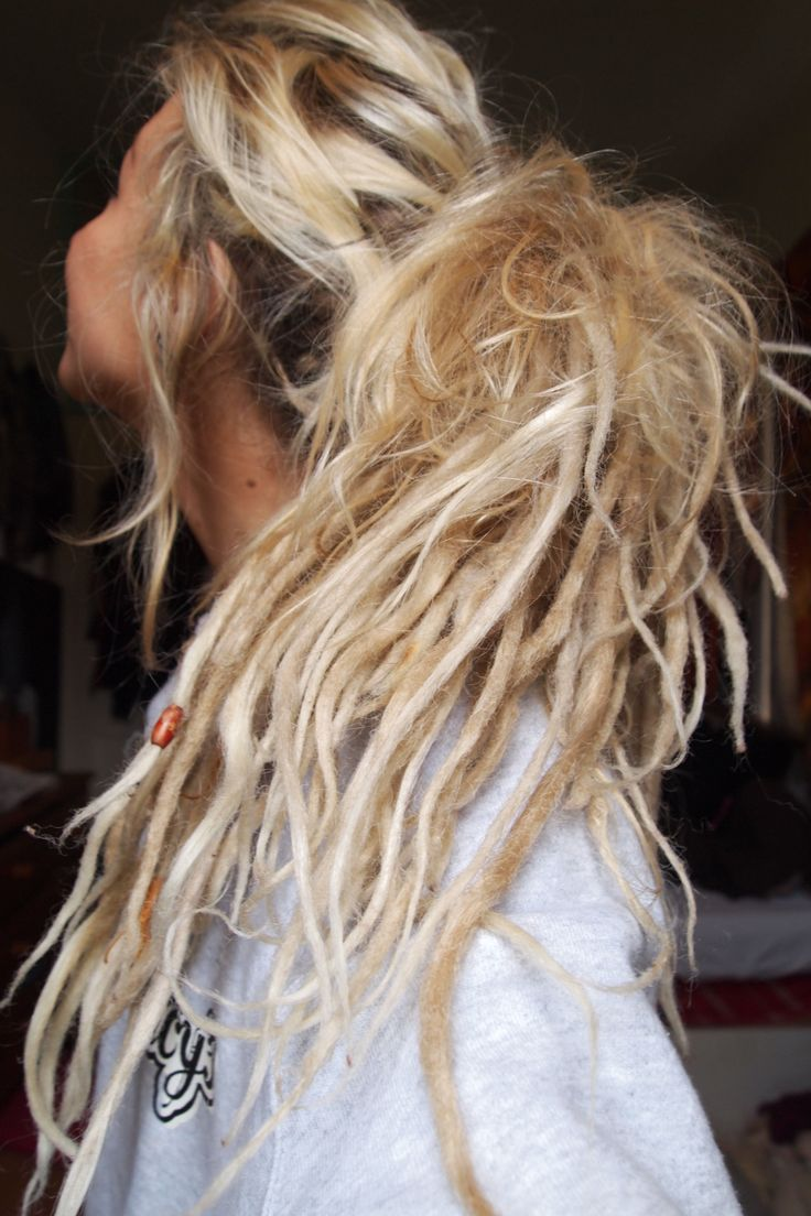 one day i will get dreads..... one day