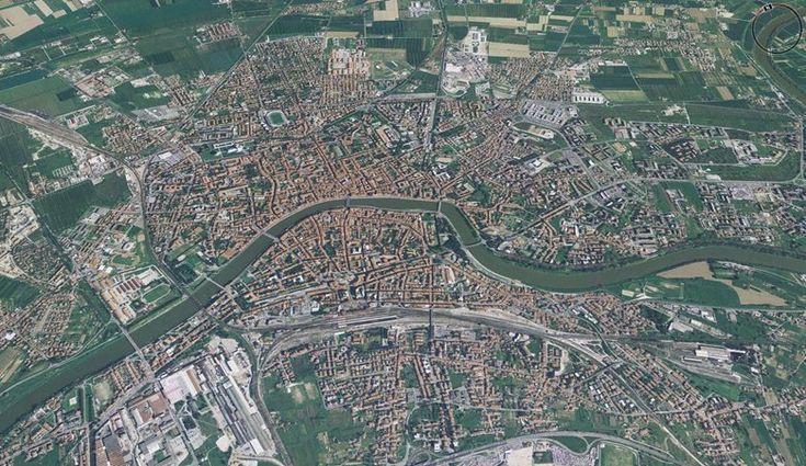Plastico virtuale dei Monti Pisani, Calci, 2011 - Alberto Antinori