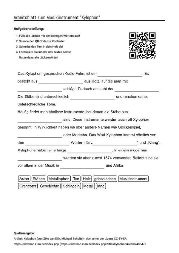Groß Ure Ton Arbeitsblatt Zeitgenössisch - Arbeitsblatt Schule ...
