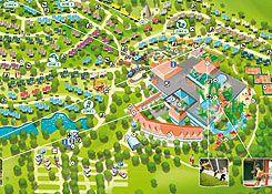 Park Hochsauerland nach Winterberg und Willingen - Center Parcs