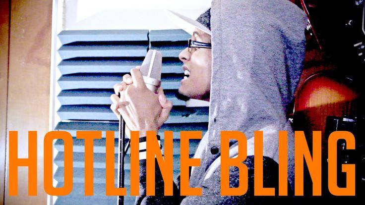 Hotline Bling - Etienne Sin's Punk Goes Pop (Metal Cover)