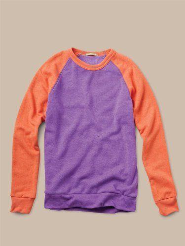 Alternative Apparel Women's Color-Block Champ Sweatshirt : Women