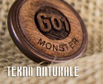 Metalbottoni : Monster 26