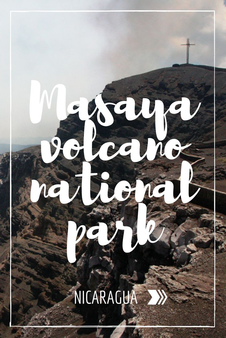 Have you ever wondered what it looks like inside a volcano? Travel to Nicaragua and visit Masaya Volcano to find out what lava looks like! One of the best travel experiences I've ever had!