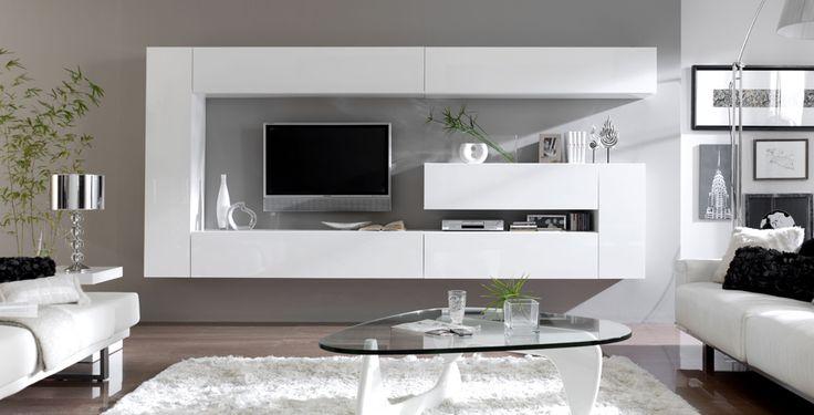 42 best sal n living room images on pinterest - Muebles modernos malaga ...